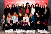 Spanish Actresses Attend A Tribute To Iranian Film...