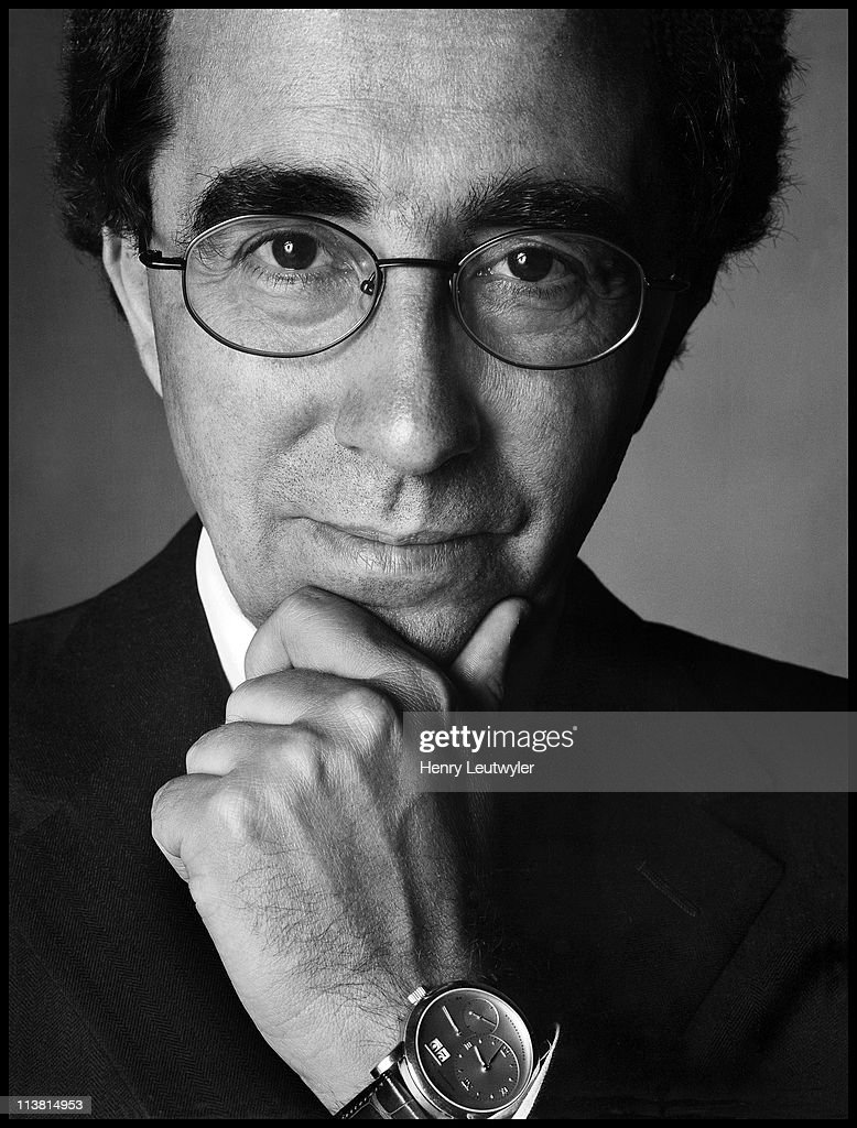 Spanish architect, engineer and sculptor <a gi-track='captionPersonalityLinkClicked' href=/galleries/search?phrase=Santiago+Calatrava&family=editorial&specificpeople=135336 ng-click='$event.stopPropagation()'>Santiago Calatrava</a> photographed for Self Assignment, 1999, in New York City.