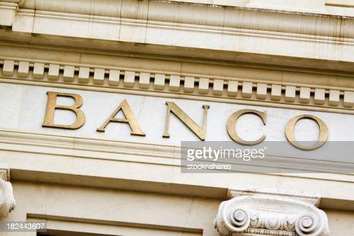 Spagnolo banca