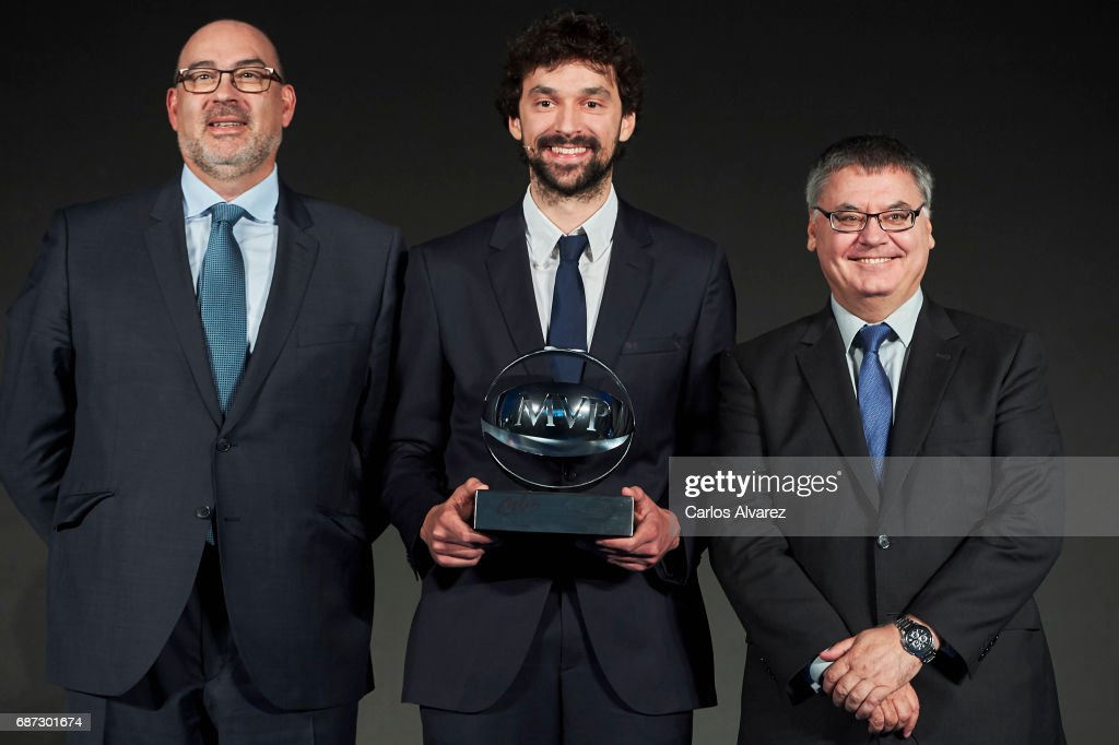 MVP Presentation: Movistar Of Liga Endesa 2016-2017
