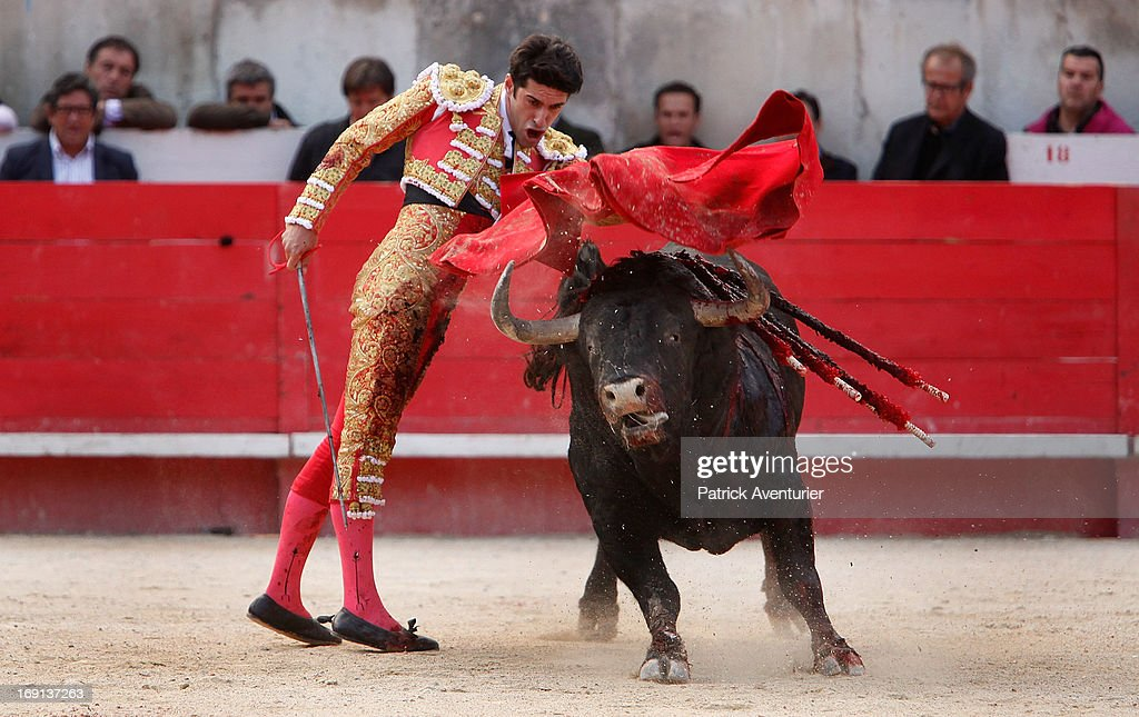 Bullfighting At 61st Annual Pentecost Feria De Nimes