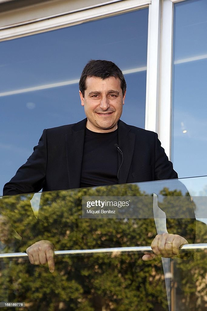Spanish chefs of 'El Celler de Can Roca' Josep Roca attend 'El Somni', 'The Dream' Gastronimic Opera Performance on May 6, 2013 in Barcelona, Spain.