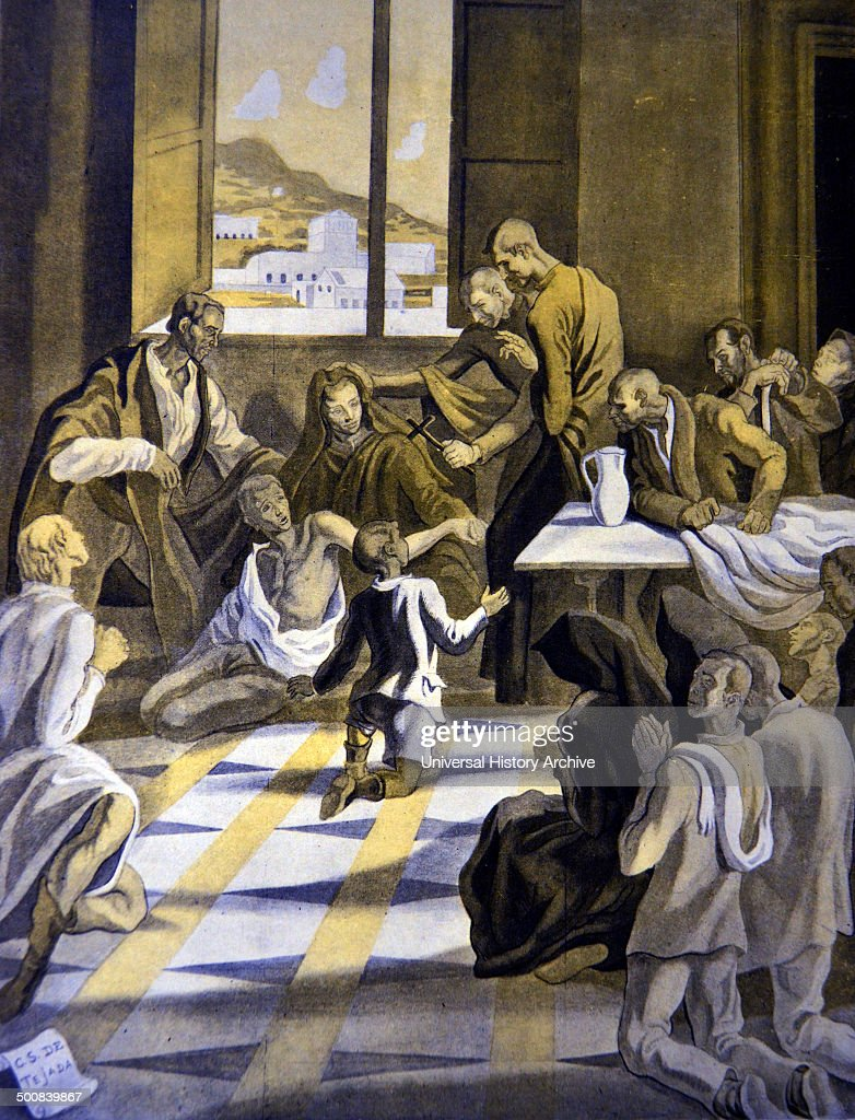 Spanish civil war The Jesuits Abandon The Leprosy Of Fontilles