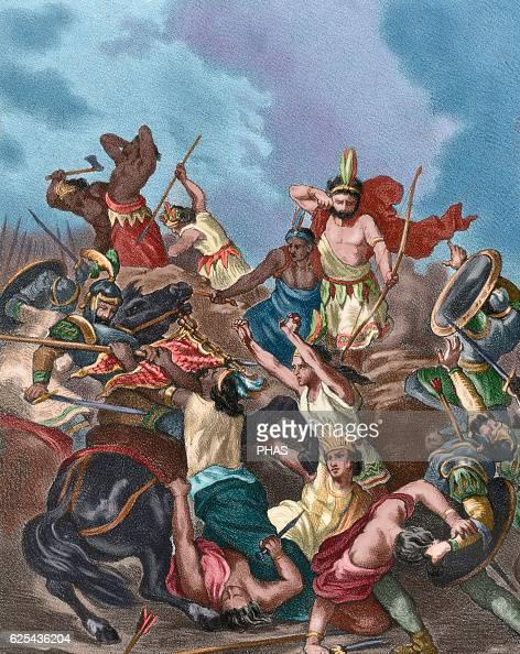 spanish conquest of aztecs essay