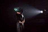 Rocio Molina Performs 'Al Fondo Riela' Show In Malaga
