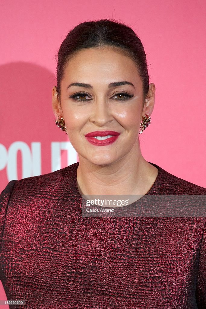 Spanish designer Vicky Martin Berrocal attends the Cosmopolitan Fun Fearless Female Awards 2013 at the Ritz Hotel on October 22, 2013 in Madrid, Spain.