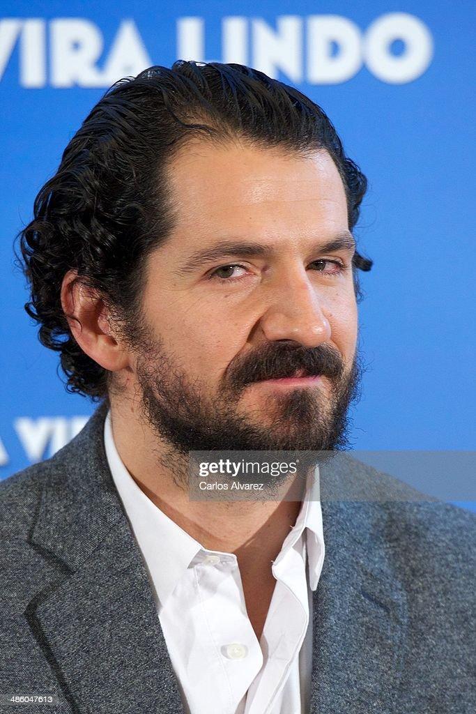 Spanish director Jorge Torregrossa attends the 'La Vida Inesperada' photocall at the Hesperia Hotel on April 22, 2014 in Madrid, Spain.