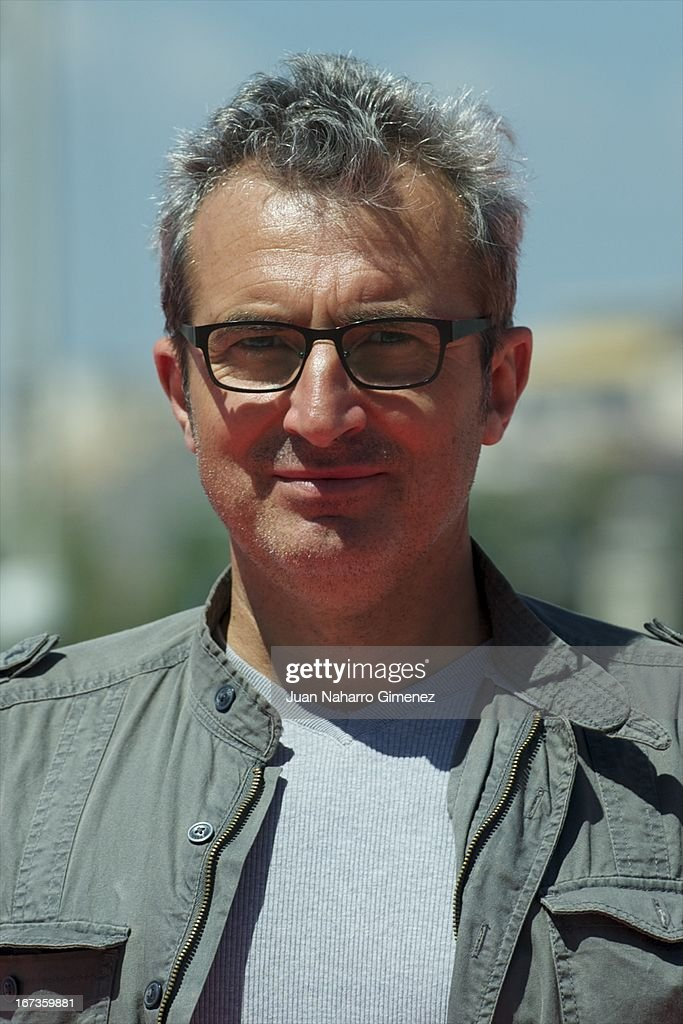 Spanish director Mariano Barroso attends 'Todas Las Mujeres' photocall during 16 Malaga Film Festival at Port on April 24, 2013 in Malaga, Spain.