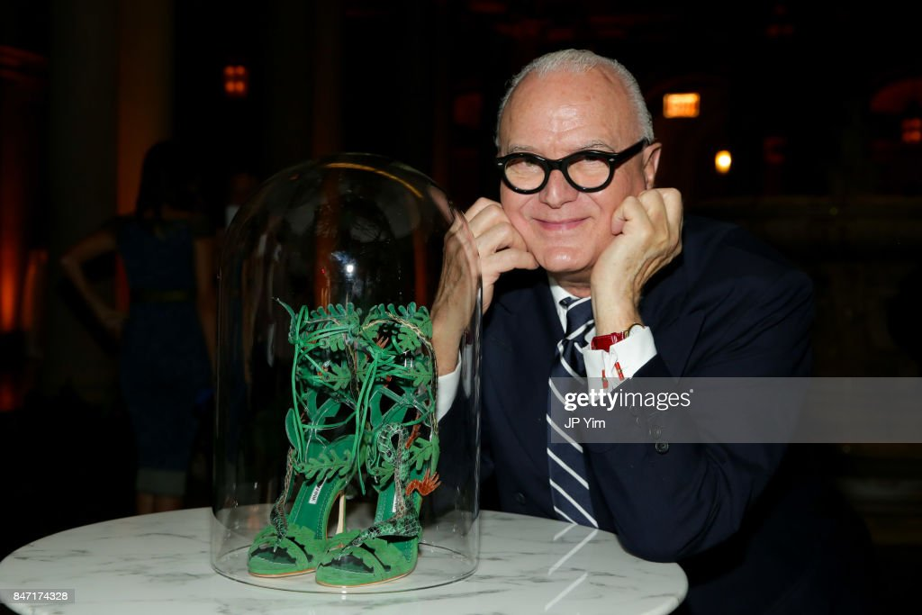 """Manolo Blahnik With The Cinema Society Host The Premiere Of """"Manolo: The Boy Who Made Shoes For Lizards"""""""