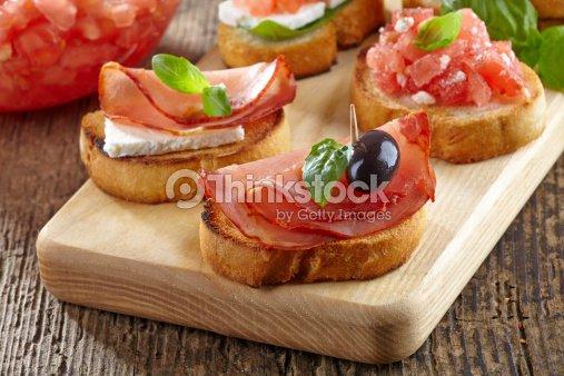 Cuisine espagnole et des tapas photo thinkstock - Cuisine espagnole tapas ...