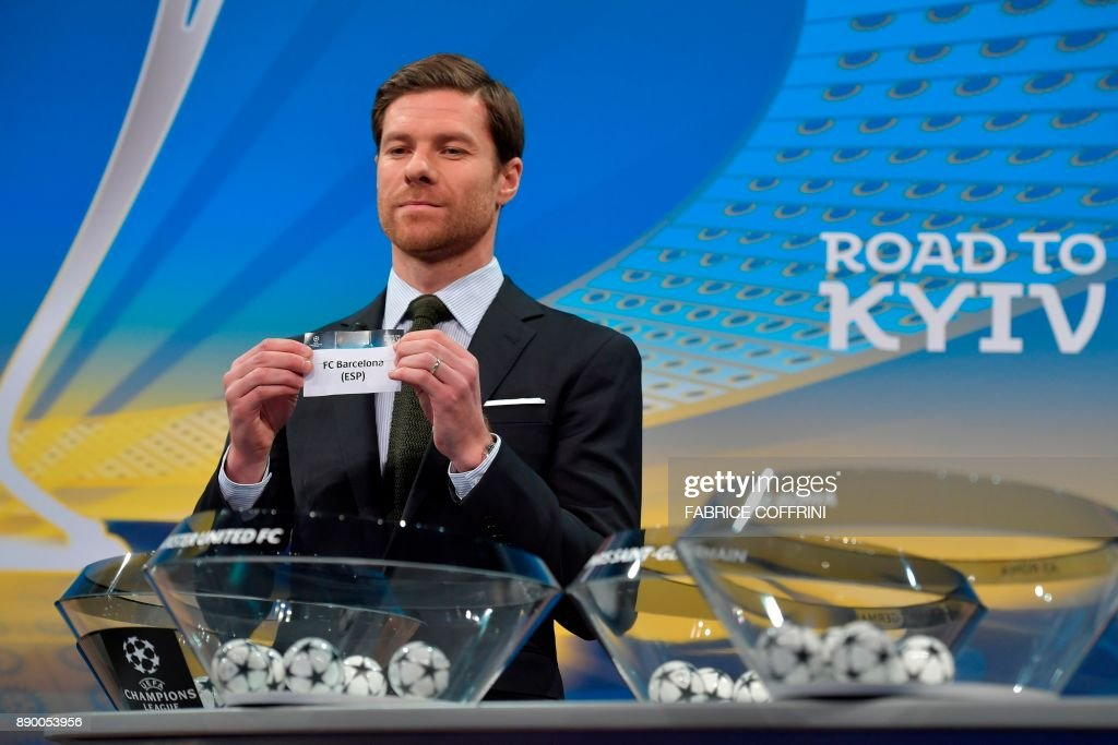 UEFA Champions League and Europa League Draw