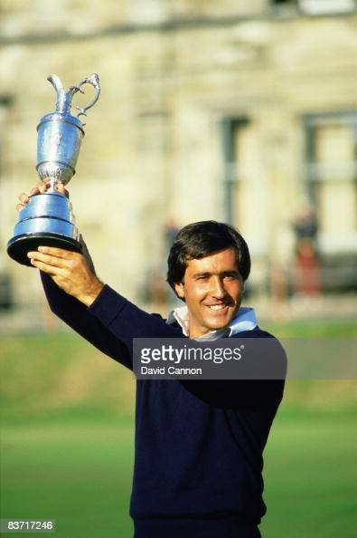 Seve Wins Open Pictures Getty Images