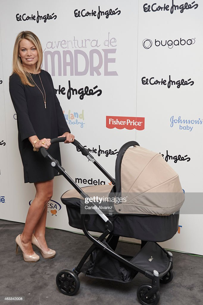Celebrities Attend 'Mundo Del bebe' Presentation in Madrid
