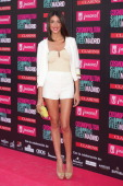 Spanish model Noelia Lopez attends the 'Cosmopolitan Shopping Week' party at the Plaza de Callao on May 28 2013 in Madrid Spain