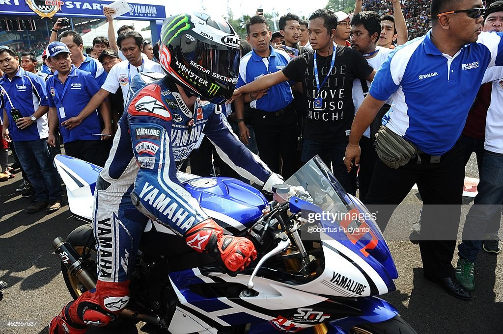 Asean cup race getty images for Yamaha racing team
