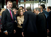 Spanish Royals Inugurate FITUR International Tourism...