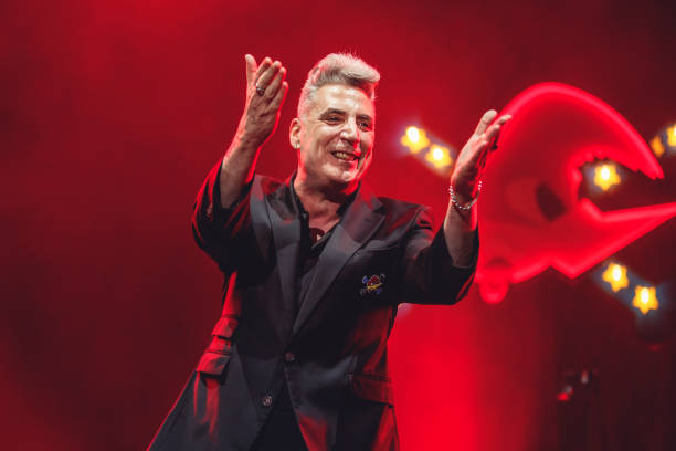 ESP: Loquillo Concert In Madrid