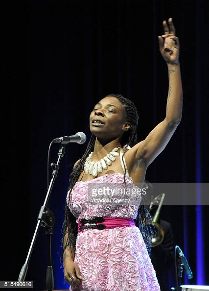Buika New Afro spanish generation
