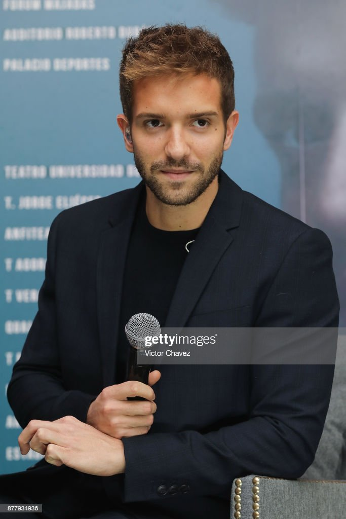 "Pablo Alboran ""Prometo Tour"" - Press Conference"