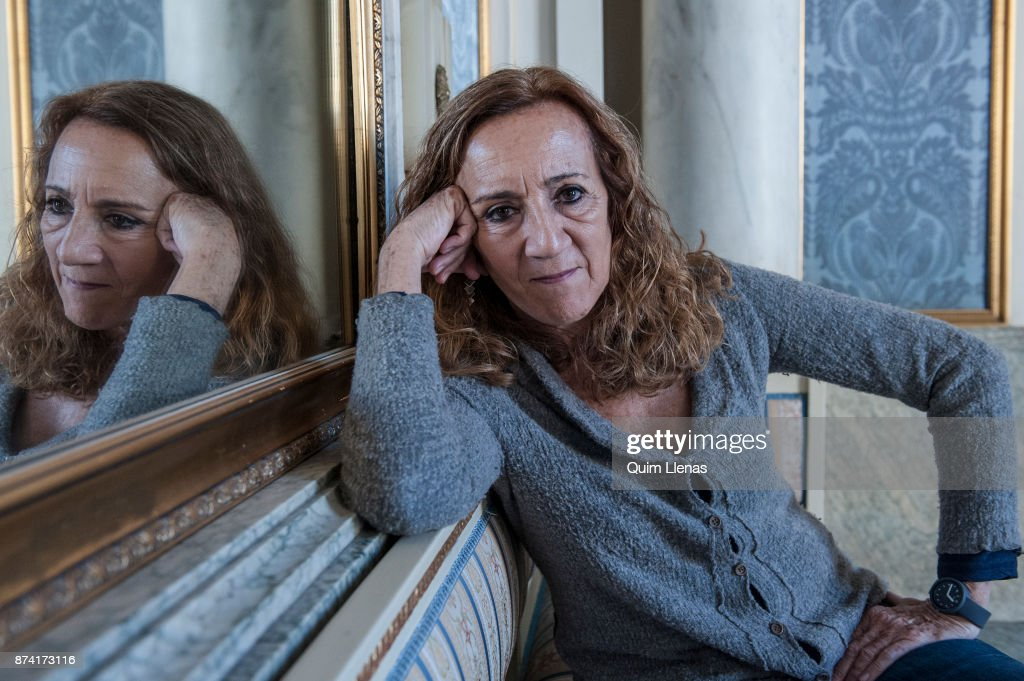 Carme Portaceli Presents 'Troyanas' in Madrid