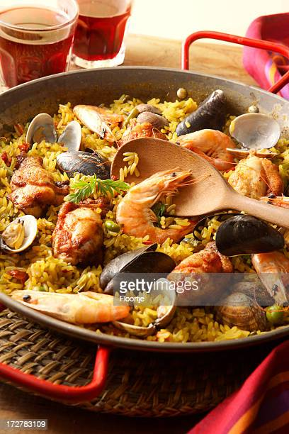 Spanish Stills: Paella