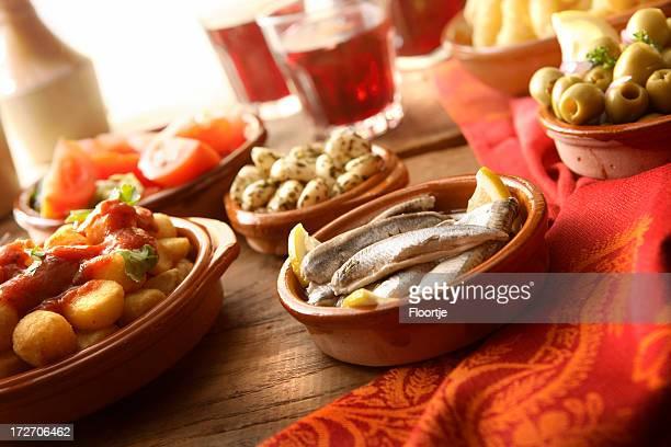Spanish Stills: Tapas - Boquerones