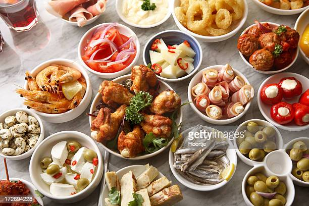Spanish Stills: Tapas - Large Variety