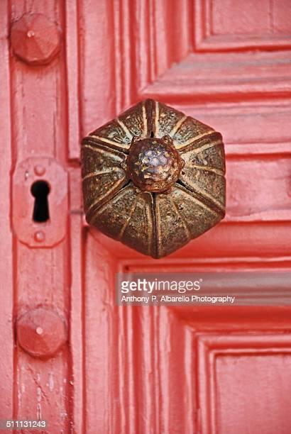 Spanish style door knob