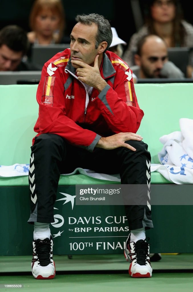 Czech Republic v Spain - Davis Cup World Group Final - Day Three