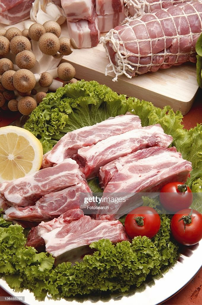 Sparerib : Stock Photo