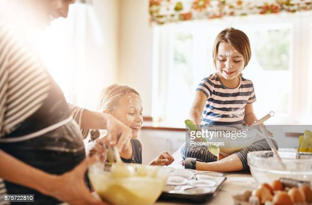 Sparking a lifelong love of the kitchen in children