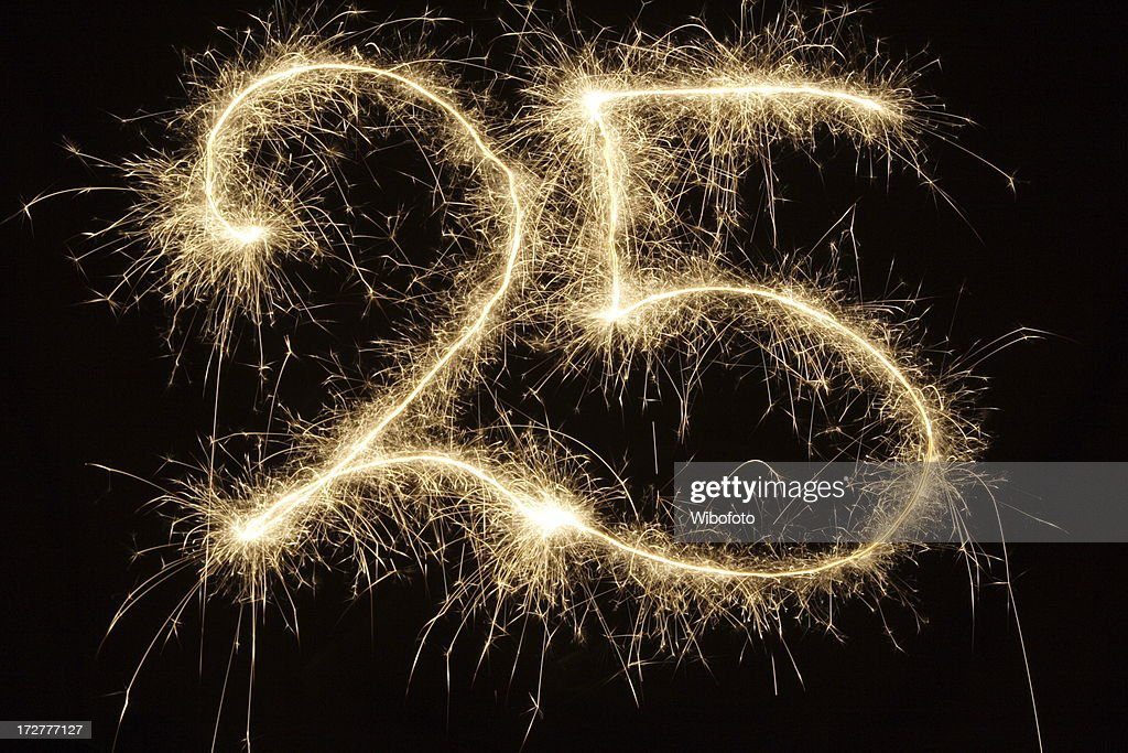Sparkling 25