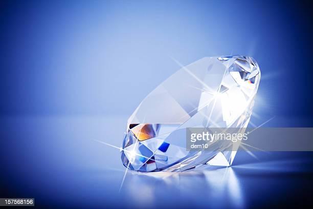 Diamant étincelant