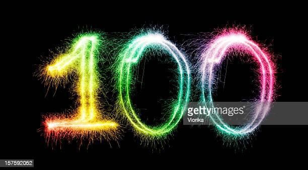 Étincelante de 100 (XXXL