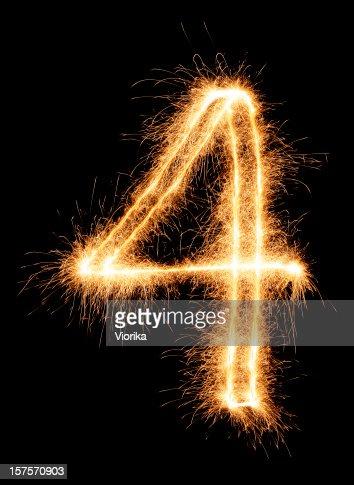 Sparkling Number 4
