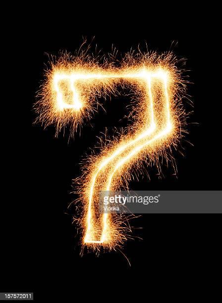 Sparkling Number 7