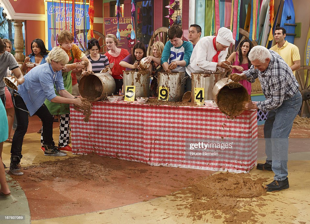 AUSTIN & ALLY - 'Spas & Spices' - Trish gets a job at a spa and invites Ally for some treatments before an upcoming photo shoot. Meanwhile, Austin agrees to pick up Ally's necklace for her, but things go awry when he drops it in a pot of chili that Dez is entering in a chili cook-off. This episode of 'Austin & Ally' airs SUNDAY, MAY 19 (8:30 PM - 9:00 PM ET/PT), on Disney Channel. WORTHY
