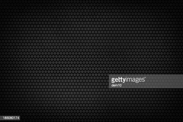 speaker grid