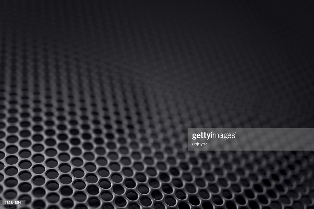 Speaker grille : Stock Photo