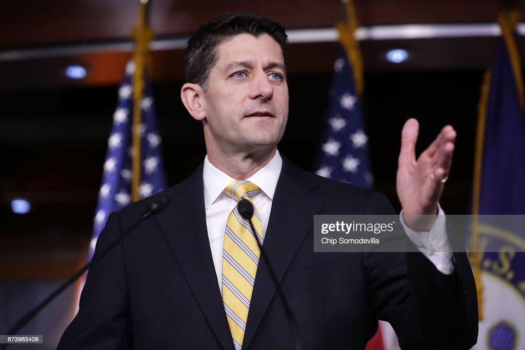 Paul Ryan Daughter 2017