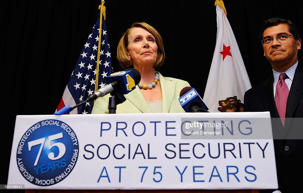 California Congressional Reps Hold Community Forum In LA On Social Security