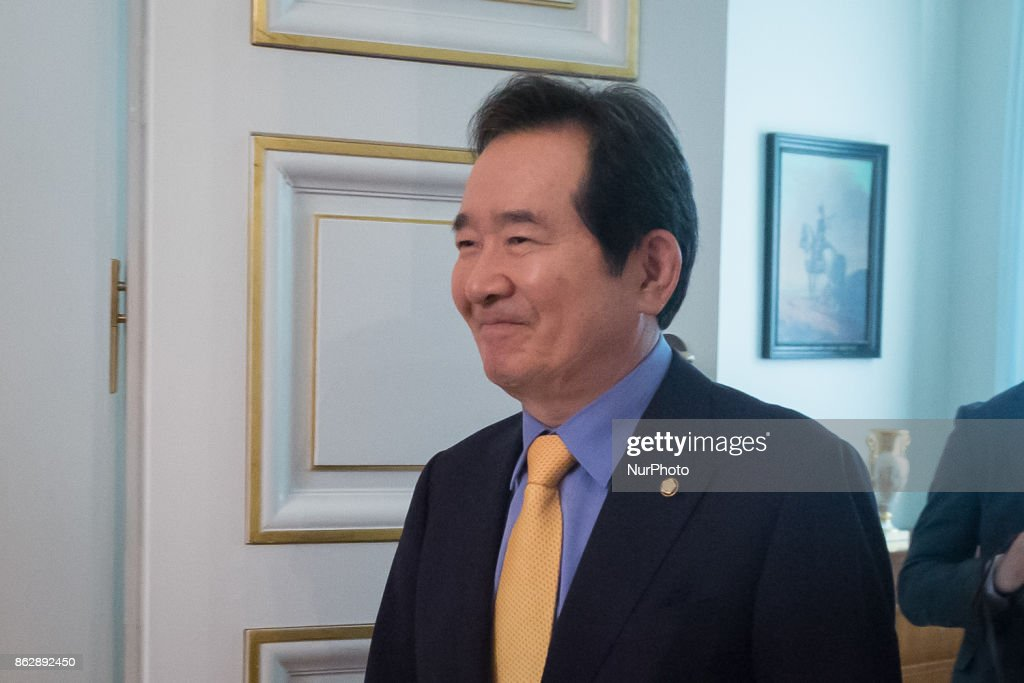 Speaker of the National Assembly of South Korea visit Poland