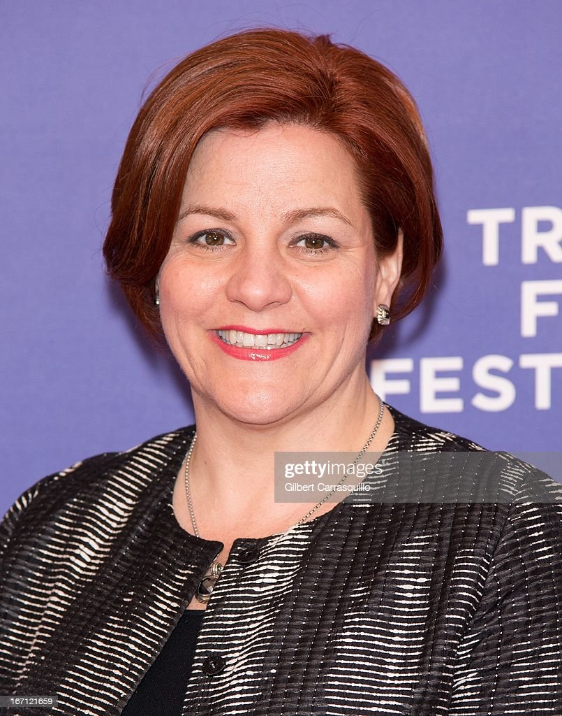 Speaker of the New York City Council Christine Quinn attends the screening of 'I Got Somethin' to Tell You' during the 2013 Tribeca Film Festival at SVA Theater on April 20, 2013 in New York City.