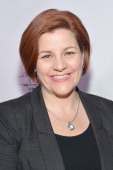 Speaker of the New York City Council Christine Quinn attends the Tie The Knot Spring Collection launch hosted by Jesse Tyler Ferguson Justin Mikita...