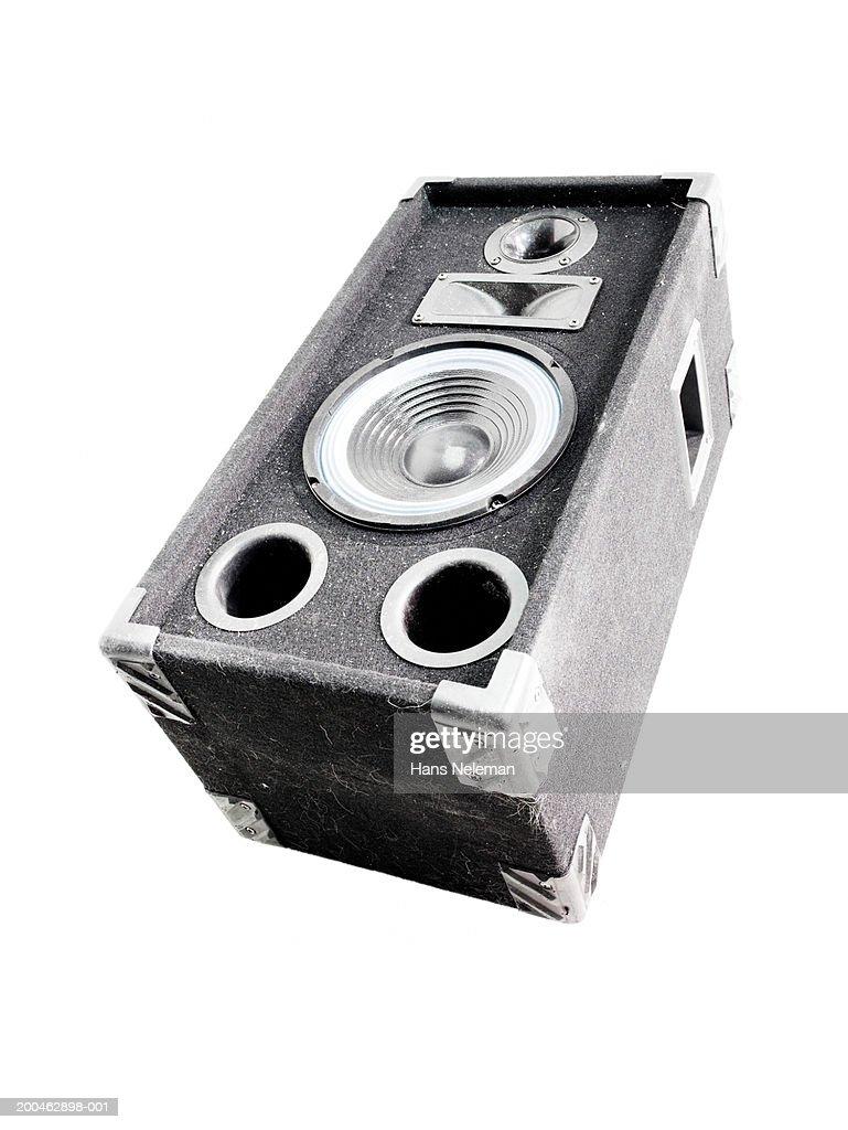 Speaker : Stock Photo