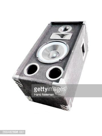 Speaker : Foto de stock
