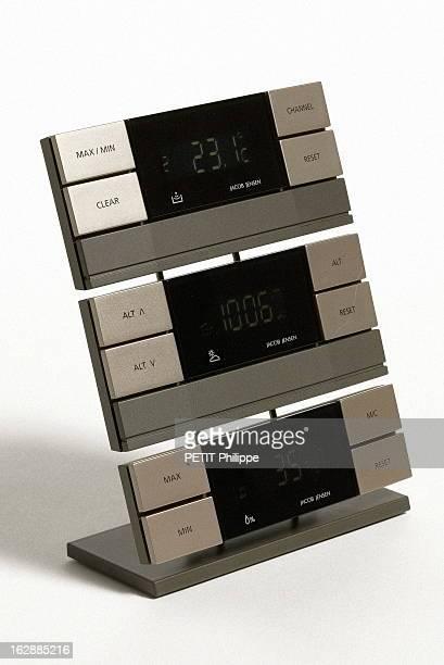 Special Father'S Day Presents Air station météo conçue par Jacob Jensen avec module température baromètre hygromètre et son kit d'assemblage chez...