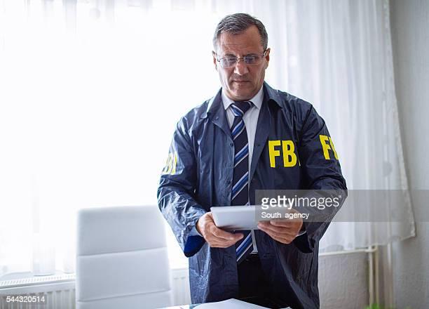 Special FBI agent