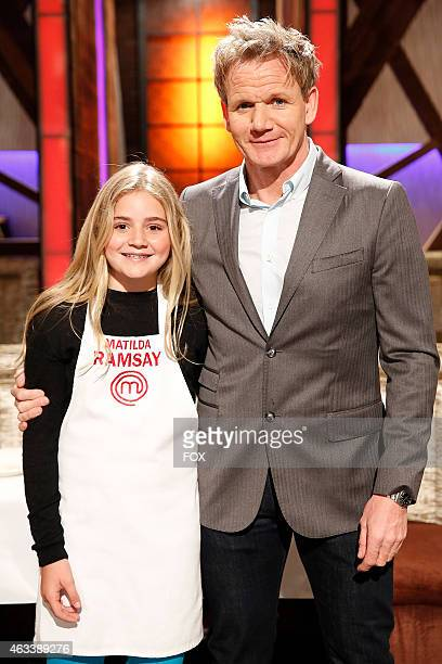 Special guest and Gordon Ramsays daughter Matilda Ramsay will introduce the home cooks to their next elimination challenge dish a Ramsay family...