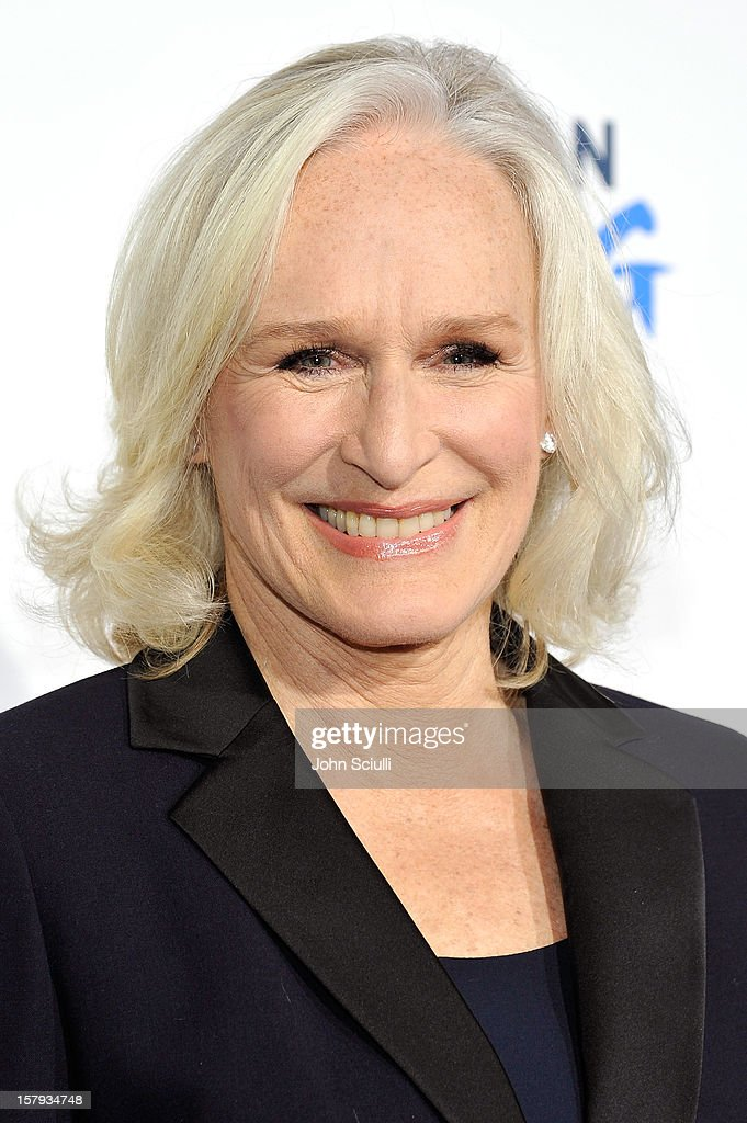 Special honoree, actress <a gi-track='captionPersonalityLinkClicked' href=/galleries/search?phrase=Glenn+Close&family=editorial&specificpeople=201870 ng-click='$event.stopPropagation()'>Glenn Close</a> arrives at the American Giving Awards presented by Chase held at the Pasadena Civic Auditorium on December 7, 2012 in Pasadena, California.